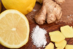 ginger-lemon
